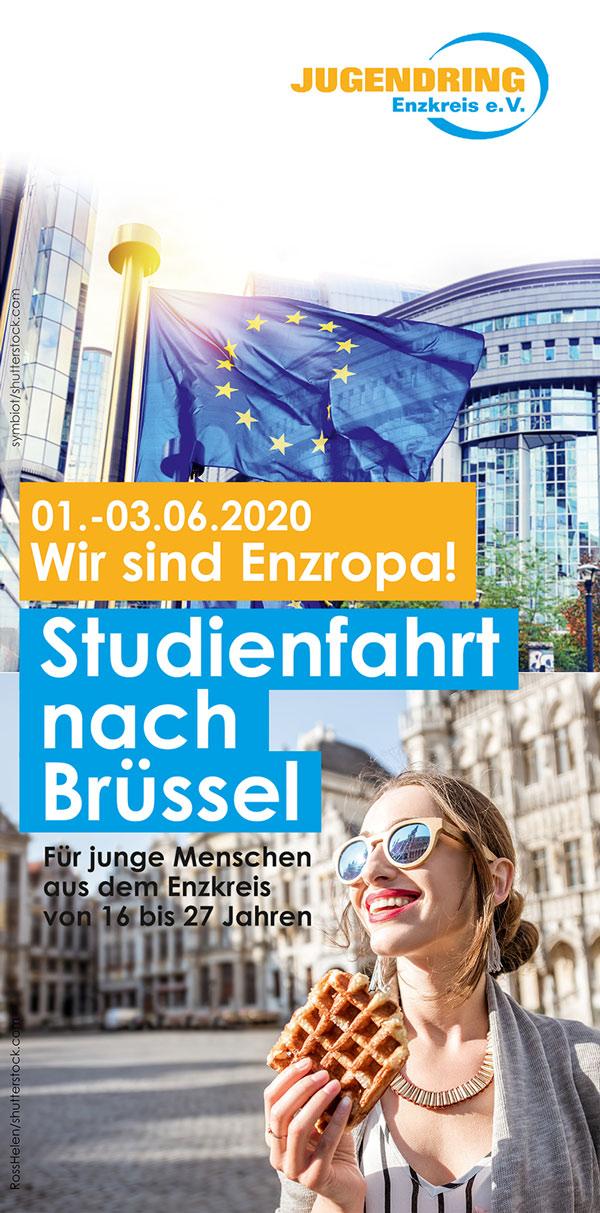 Studienfahrt nach Brüssel vom 01.-03.06.2020
