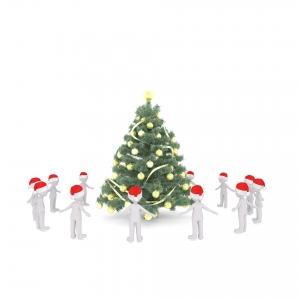 Weihnachtswünsche Jugendring Enzkreis