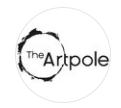 Jugendring Enzkreis - The Artpole - Logo